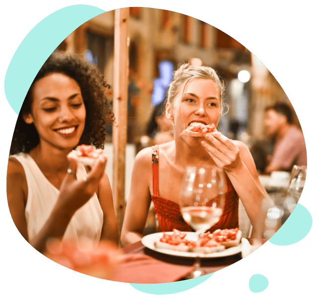 Pay less when dining out with Savorite