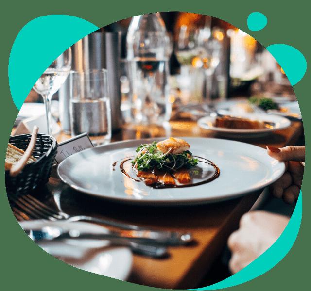 Find great restaurants through Savorite