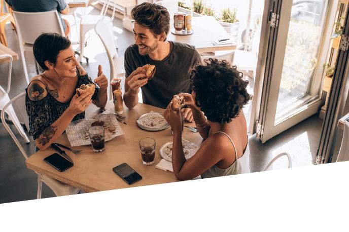 New marketing for restaurants
