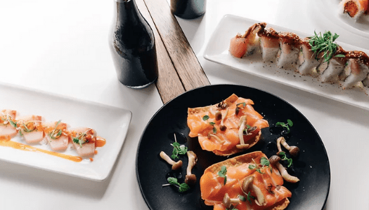 Sushi offers in San Diego