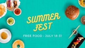 Restaurant offers San Diego summer fest